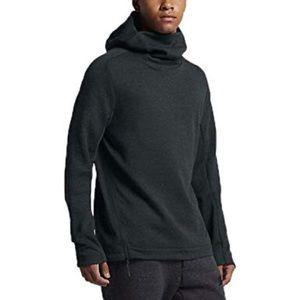 New Nike tech fleece funnel neck hoodie